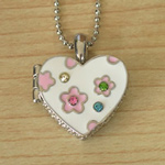 Locket White