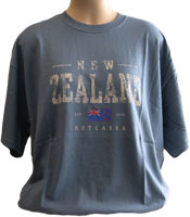 NZ Souvenir T Shirt