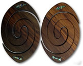 Rugby Ball Coasters